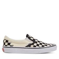 Women's Classic Checker Slip-On