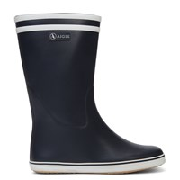 Women's Malouine Navy Boot