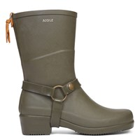 Women's Miss Julie Khaki Boot