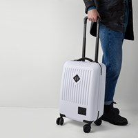 Petite valise Trade blanche