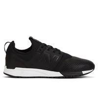 Men's MRL247 Leather Black/White Sneaker