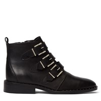 Women's India Rose Black Boot