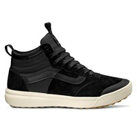 Men's Ultrarange Hi Black Sneaker