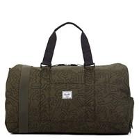 Novel Weekender Forest Green Keith Haring Duffel Bag
