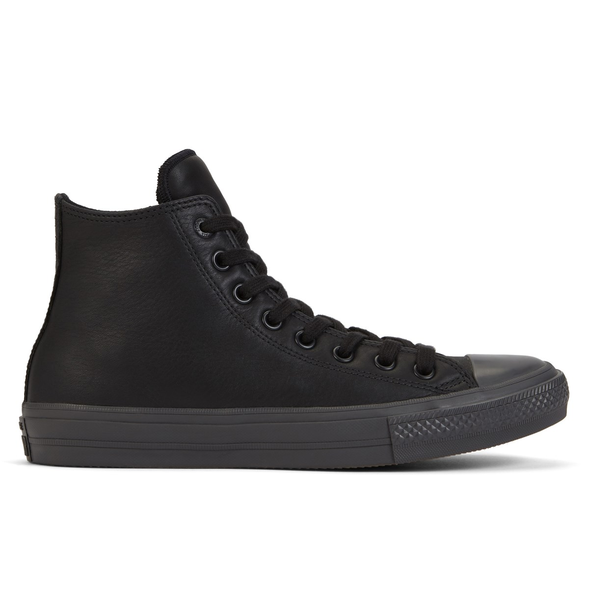 Men S Chuck Taylor All Star Ii Hi Leather Thinsulate Black