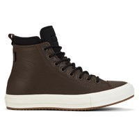 Men's Chuck Taylor Mesh Dark Chocolate Leather Boot