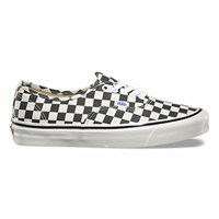 Unisex Authentic Anaheim 44 DX Black Checker Sneaker