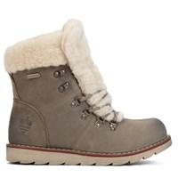 Women's Lenoir SMU Grey Nubuck Boots