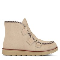 Women's Kwantlen Pony Hair Natural Boots