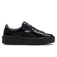 Women's Fenty Creeper Black Sneaker