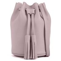 Women's Mirkin Lilac Bucket Bag