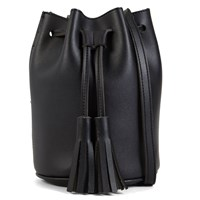Women's LB Black Backpack