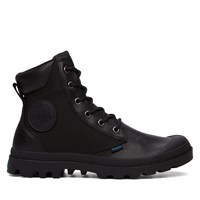 Pampa Sport Cuff Black Boot