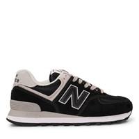 Men's 574 Black Sneaker
