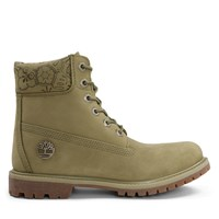 Women's 6 Inch Premium Light Green Boot