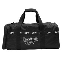 Lost & Found Black Duffle Bag