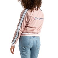 Women's Pink Track Jacket