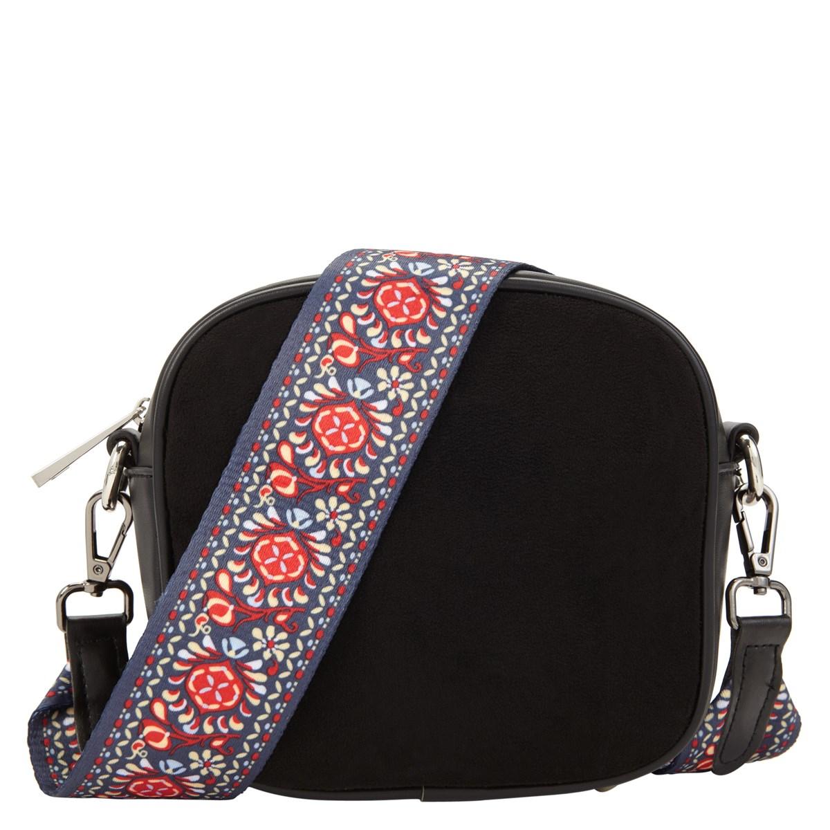 Bonnie Detachable Bag Strap Little Burgundy