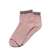 Low Tide Pink Sock