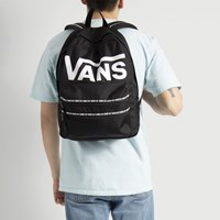 Sporty Realm II Black Backpack