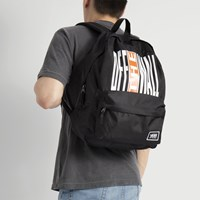 Real Classic Black Backpack