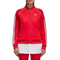 SST Red Track Top