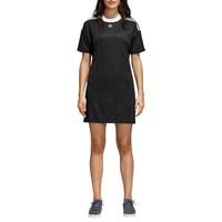 Trefoil Black Dress
