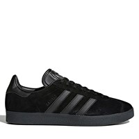 Men's Gazelle Core Black Sneaker
