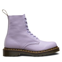 Women's Core Pascal Purple Leather 8-Eye Boots