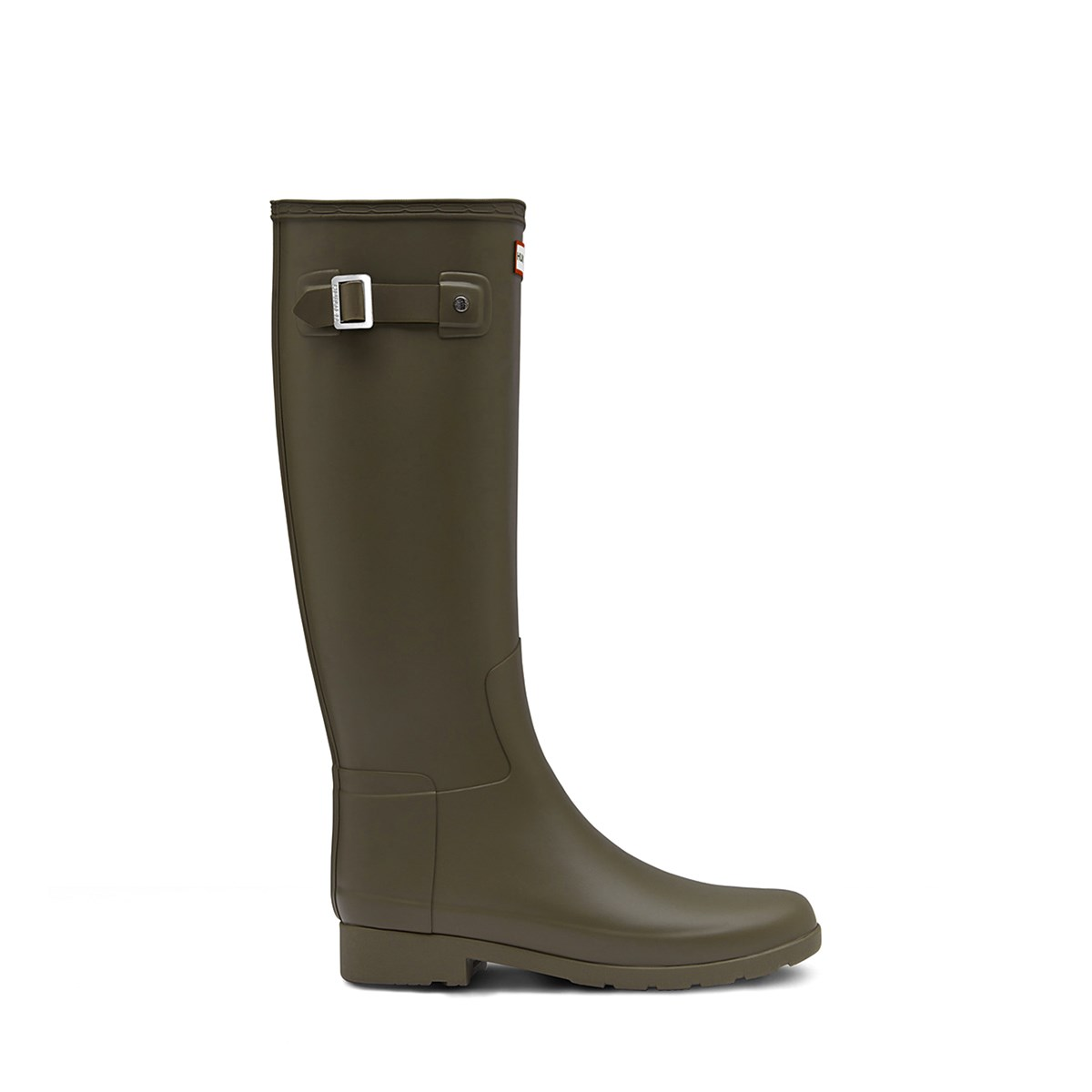 Women's Original Green Tall Refined Rain Boots