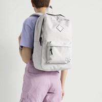 Heritage Light Grey Backpack