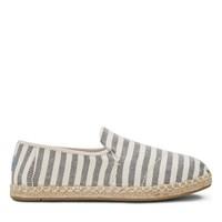 Chaussures sans lacets Alpagarta à rayures pour femmes