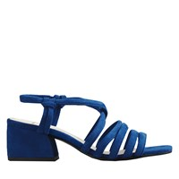 Women's Saide Strappy Blue Sandal