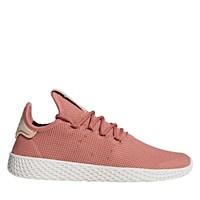 Women's Pharrell Williams Tennis Hu Pink Sneaker