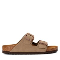 Women's Arizona Soft Taupe Sandals