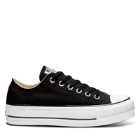Women's Lift OX Black Sneaker