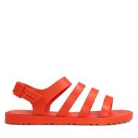Women's Spring Sandal in Red