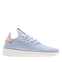 Women's Pharrell Williams Tennis Hu Sneaker in Blue
