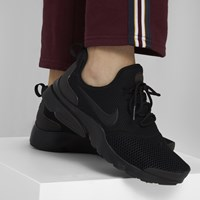 Women's Presto Fly Sneaker in Black