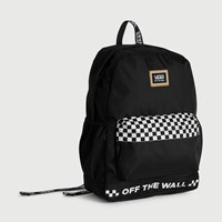 Sporty Realm Plus Backpack in Black