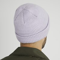 Core Basic Beanie in Lavender