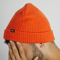 Core Basics Beanie in Orange