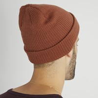 Core Basics Beanie in Brown