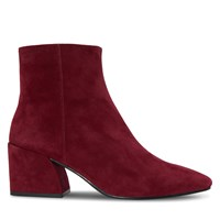 Women's Olivia Bootie in Red