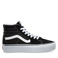 Women's SK8-HI Platform Sneaker 2.0 in Black