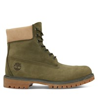 "Men's Icon 6"" Premium Boots in Green"