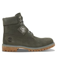 "Men's Icon 6"" Premium Boots in Dark Grey"