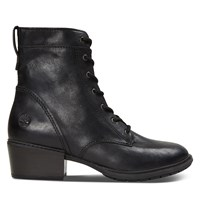 Women's Sutherlin Bay Mid Lace Boots in Black