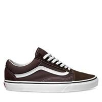 Men's Old Skool Sneaker in Brown