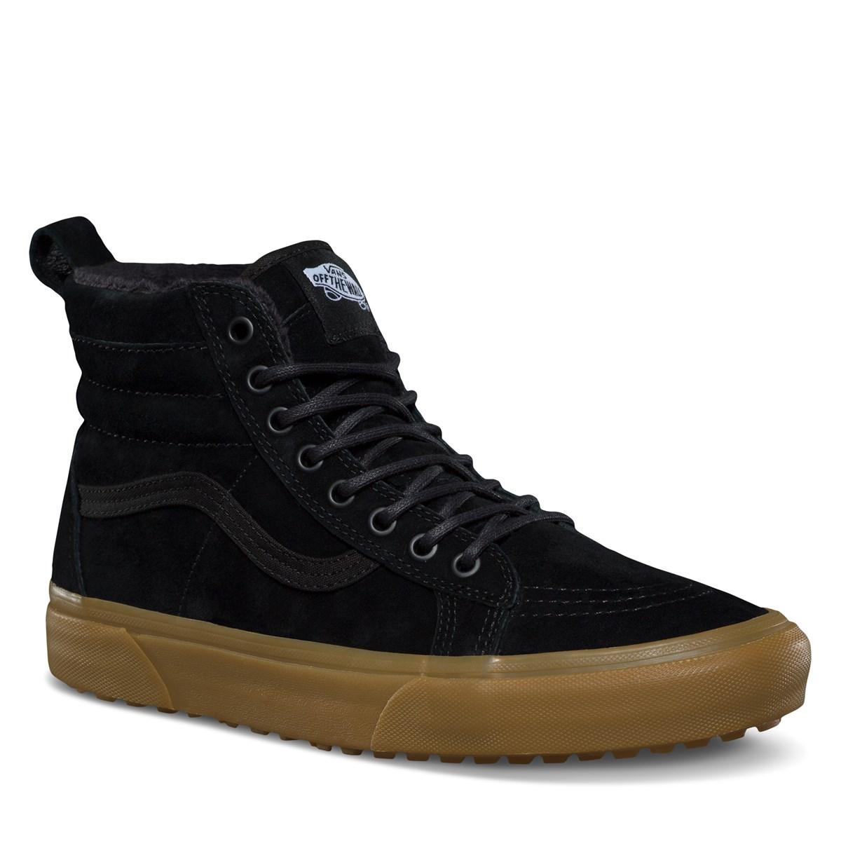 Men's SK8 Hi MTE Sneakers in Black